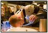 Sundhedsmesse i Forum.  Foto: Torben Christensen  København ©