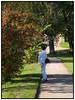 Bernstorff Slot fra 1765 er en af de tidligste nyklassicistiske bygninger i Danmark. Slottet med den karakteristiske kobberkuppel ligger smukt på det højeste punkt i Bernstorff Slotshave i Gentofte. Det er opkaldt efter dets første ejer, udenrigsminister J.H.E. Bernstorff, og har i lange perioder været kongeligt residensslot.  Bryndis. Foto: Torben Christensen  København ©