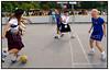 Kvindefodbold på Israels plads 2006. Foto: Torben Christensen  København ©