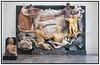 J.F. Willumsen. J.F. Willumsens Museum i Frederiksværk. J.F. Willumsens Museum er et enkeltkunstnermuseum skabt for billedkunstneren Jens Ferdinand Willumsen. Samlingen omfatter et bredt spektrum af J.F. Willumsens malerier, tegninger, grafik, keramik, skulptur, fotografier og arkitektur. Således er det via en gennemgang i museet muligt at følge én enkelt kunstners udvikling og at få et indblik i de mangeartede kunstneriske problemstillinger, han arbejdede med. Billeder viser Det Store Relief, 1893-1928. Flerfarvet marmor og andre stenarter samt forgyldt bronze, 440 x 646 cm. Deponeret af Statens Museum for Kunst på J.F. Willumsens Museum.. Foto: Torben Christensen  København ©