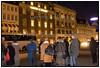 Bombetrussel mod Jyllandspposten 2006. Foto: Torben Christensen  København ©