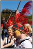Karneval i Fælledparken. Foto: Torben Christensen  København ©