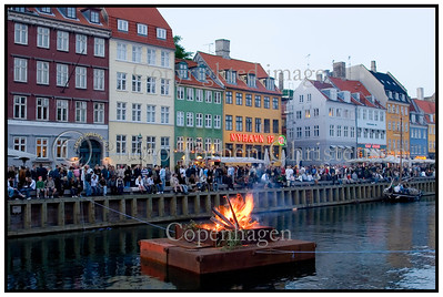 Sankt Hans i Nyhavn 2+6