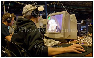 Computerspil i Tappehallerne 2007