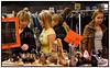 Designerforum i København søndag 21. oktober 2007, hvor eksklusive forretninger og kendte mærker er samlet på 150 stande under samme tag . De udstillede varer består af restpartier og unikke kollektionsprøver der kan købes med 40 - 80 procents besparelse. (Foto: Torben Christensen/Scanpix 2007)zz++++