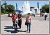 Japanske turister ved Amaliehaven