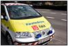 Lægeambulance Paramediciner