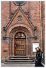 Københavns Universitetsbibliotek i Nørregade. Foto: Torben Christensen  København ©