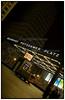 Højhuse og Metroen, undergrundsstationen i aftenlys ved Potsdamer Platz i Berlin Foto: Torben Christensen  København © <br /> <br /> . Foto: Torben Christensen  København ©