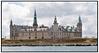 Kronborg set fra Østsiden.  Foto: Torben Christensen  København ©