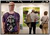 Art Copenhagen Nordens Kunstmesse åbnede fredag 18. september 2009 i Forum. Messen  præsenterer førende gallerier fra Danmark, Norge, Sverige, Finland, Island, Færøerne samt Grønland og er nordens største kunstmesse for samtidskunst og moderne kunst.<br /> <br /> Messen tiltrækker kunstsamlere, kunsthandlere, kunstnere, kuratorer, kunstkritikere og kunstelskere fra hele Europa.<br /> <br /> .  Foto: Torben Christensen  København ©