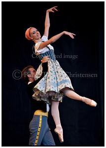 Ballet på Rosenborg Slot