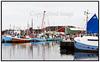 Fiskekuttere Gilleleje HavnFoto: Torben Christensen  København ©
