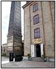 """Carlsberg Besøgscenter i Det Gamle Carlsberg på Gl. Carlsbergvej . De første Carlsberg blev tegnet af J.C. Jacobsen i samarbejde med arkitekten H.C. Stilling.  J.C. Jacobsen kaldte bryggeriet """"Carlsberg"""" efter sin søn Carl og det gamle danske ord for bakke """"berg"""", der henviser til bryggeriets beliggenhed på Valby bakke.<br /> <br /> De oprindelige bygninger nedbrændte i 1867, men hele komplekset blev genopbygget samme år, men denne gang brugte man jern i stedet for træ som den bærende struktur. . Photo: Torben Christensen © Copenhagen, Foto: Torben Christensen  København ©"""