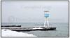 livreddertårnet  på   Bellevue Strand der er  dækket af sne i januar 2010 <br /> <br />  . Photo: Torben Christensen © Copenhagen, Foto: Torben Christensen  København ©
