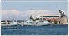 Flådens 500 års jubilæum med P562, Viben i Københavns Havn   Foto: Torben Christensen  København ©