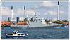 Flådens 500 års jubilæum med P554, Makrelen i Københavns Havn   Foto: Torben Christensen  København ©
