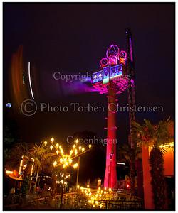 Tivoli aftenbilleder 2010
