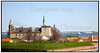 Kronborg Slot set fra toppen af det nye kulturhus i Helsingør . Photo: Torben Christensen © Copenhagen, Foto: Torben Christensen  Købenihavn ©
