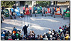 Forårssæsonen 2011 i Kunsthal Charlottenborg indledtes lørdag 5. marts med et stort Palace Party, hvortil der var gratis adgang. Her er det kunstneren og komponisten Sven-Åke Johansson der dirigerer sin berømte Koncert for Tolv Traktorer (1996) i Kunsthallens gård – et værk, som forvandler de ældre traktormodeller til instrumenter i et bymiljø. . Photo: Torben Christensen © Copenhagen, Foto: Torben Christensen   København ©