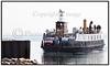 Rørvig Hundested færgen Skansehage lægger til i Rørvig Havn