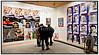 Et råb fra muren – 100 års politiske plakater udstilling på Arbejdermuseet