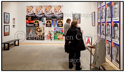 Arbejdermuseet plakatudstilling 2012