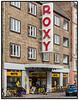 ROXY den gamle biograf på Godthåbsvej på Frederiksberg ombygget til Netto Supermarked  Foto: Torben Christensen © Copenhagen 2012