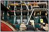 På motordækket i DieselHouse står verdens engang største dieselmotor. I flere etager tårner motoren sig op, som den har gjort siden 1933, hvor den bliver indviet som spidsbelastnings- og nødanlæg for den øvrige del af H.C. Ørsted Værket. I dag er den koblet af nettet, men er stadig køreklar. DieselHouse er opbygget omkring en mastodont B&W dieselmotor fra 1932, som i over 30 år var verdens største dieselmotor. Den store dieselmotor fra 1932 er stadig køreklar og startes 1. og 3. søndag i hver måned kl. 11.