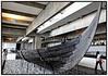 Vikingeskibsmuseet ved Roskilde Her Skuldelev 3  Photo: Torben Christensen © Copenhagen