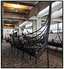 Vikingeskibsmuseet ved Roskilde Her Skuldelev 6 'Fiskerbåden' Photo: Torben Christensen © Copenhagen