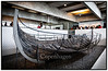Vikingeskibsmuseet ved Roskilde Her Skuldelev 1 - Havskibet  Photo: Torben Christensen © Copenhagen