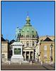 Saly, rytterstatue, Amalienborg