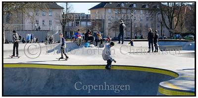 Skatere Fælledparken 2013
