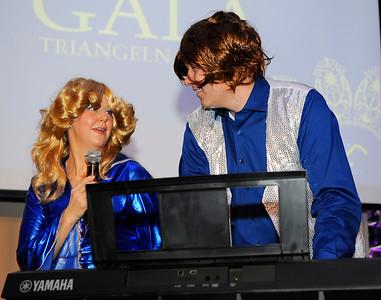 ABBA Reunion featuring Dennis Madsen och  Jessica Long | Årets Hästfest i Malmö 160130 | Foto: Stefan Olsson / Svensk Galopp