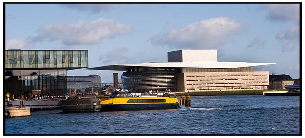 Operahus og Havfrue