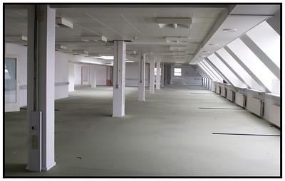 Berlingske ombygning 2007  tomme lokaler