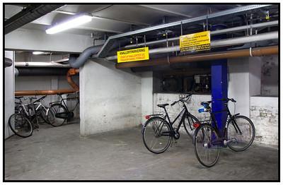 Berlingske ombygning 2007 Cykelkældr