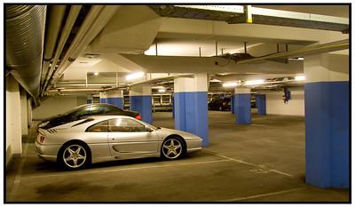 Berlingske ombygning 2007 parkeringskælder