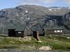 NOTs hytter ved Losi på Skjomfjellet.