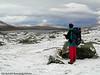 Narvik og Omegn Turistforening har et solid tilbud av hytter og løyper på Skjomfjellet. Området nedenfor Gautelisfjell med utsikt over Båtvann/Goudelisjavrre.