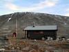 Narvik og Omegn Turistforening har et solid tilbud av hytter og løyper på Skjomfjellet. Storhytta i Cainhavagge.