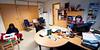 Helt greit etterpå. Vaksinasjon hos helsesøster Gun Roaldset på vaksinasjonskontor i gml el-verkbygg, Kongensgate. 12. jan 2012.