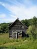 Gammelt hus i Langvågen i Efjord