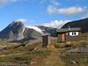 Narvik og Omegn Turistforening har et solid tilbud av hytter og løyper på Skjomfjellet. Lillehytta ved Losi.