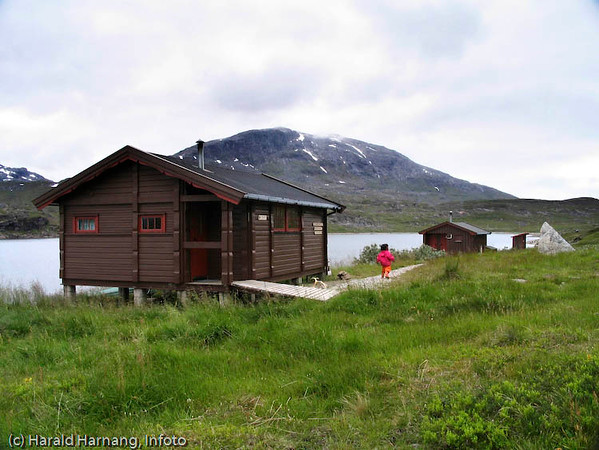 Narvik og Omegn Turistforening har et solid tilbud av hytter og løyper på Skjomfjellet. Hyttene ved Sitasjavrre.