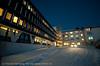 Narvik sykehus januar 2011.