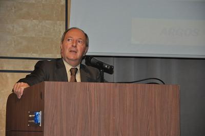 Jean-Louis Marsaud, directeur/CEO GIE-ARGOS