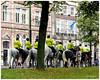 Politieoefening, Den Haag