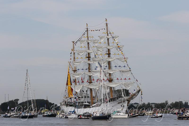 19 augustus 2015 Sail Amsterdam